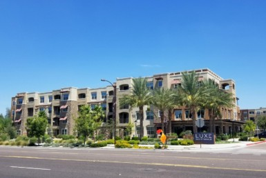 Apartment Building Scottsdale Arizona