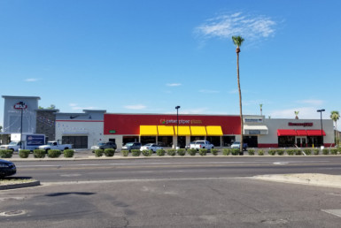 Retail Center Phoenix Arizona