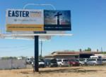 Redevelopment with billboard Maricopa County, Arizona
